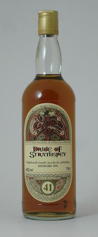 Pride of Stathspey-41 year old-1946