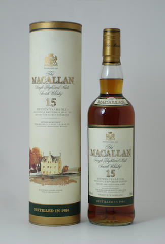 The Macallan-15 year old-1984