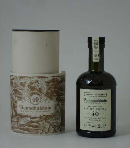 Bunnahabhain-40 year old