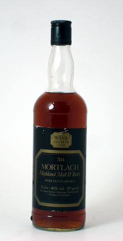 Mortlach-Over 10 year old