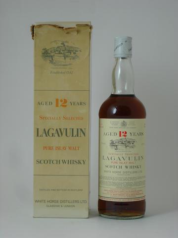 Lagavulin-12 year old