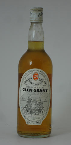 Glen Grant-25 year old