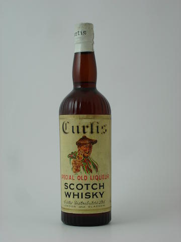 Curtis Special Old Liqueur whisky