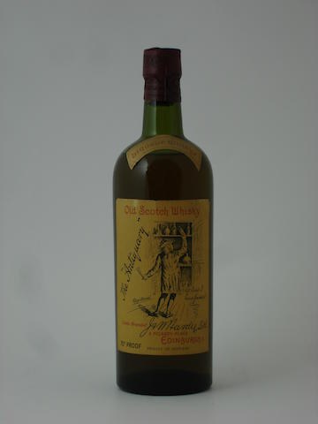 The Antiquary Liquer Whisky-Early 20th Century