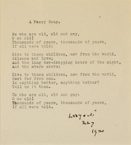 Typed Manuscript