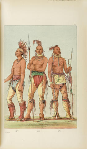 Illustrations of the Manners, Customs & Condition of the North American Indians. London: Chatto & Windus