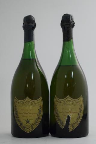 Dom Pérignon 1961 (2)