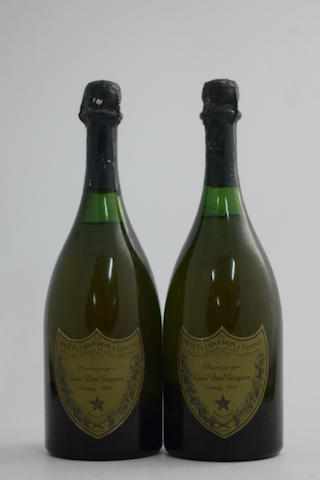 Dom Pérignon 1964 (2)