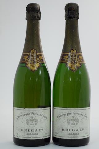 Krug Private Cuvée 1964 (2)