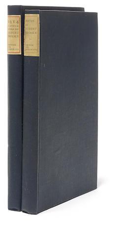 Poems. London: Sidgwick & Jackson