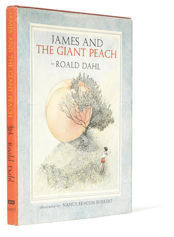 James and the Giant Peach. New York: Alfred A. Knopf