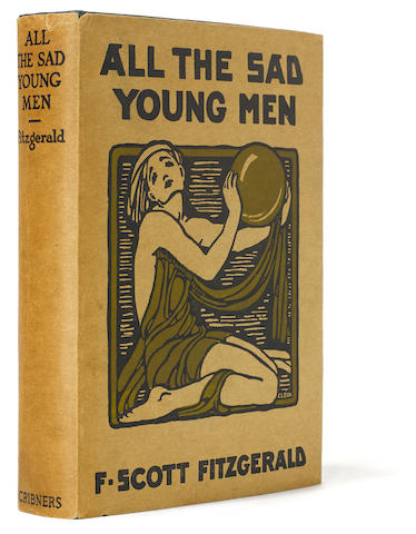 All the Sad Young Men. New York: Charles Scribner's Sons