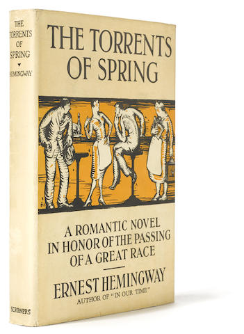 The Torrents of Spring. New York: Charles Scribner's Sons