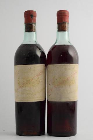 Château Margaux 1939, Margaux 1er Grand Cru Classé (2)