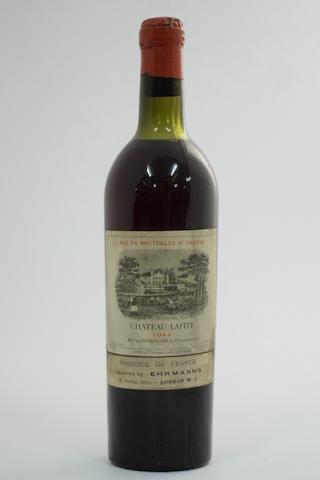 Château Lafite Rothschild 1944, Pauillac 1er Grand Cru Classé (1)