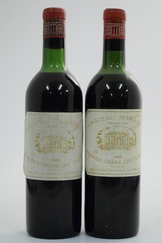 Château Margaux 1959, Margaux 1er Grand Cru Classé (2)