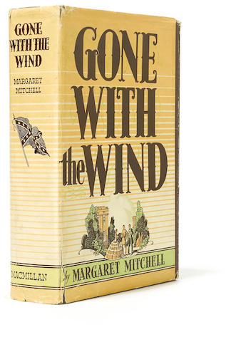 Gone With the Wind. New York: The MacMillan Company