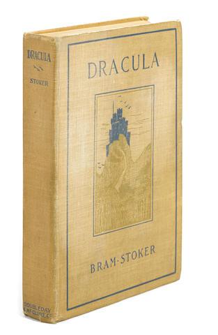 Dracula. New York: Doubleday & McClure
