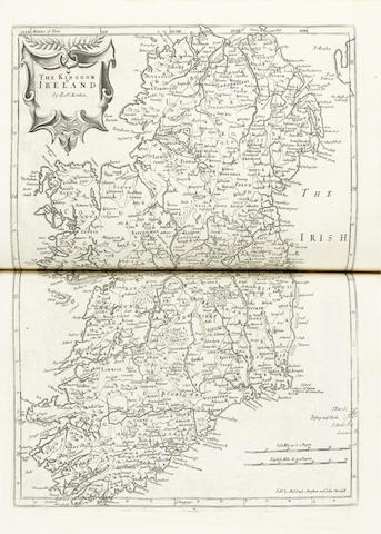 A Chorographical Description of Great Britain and Ireland
