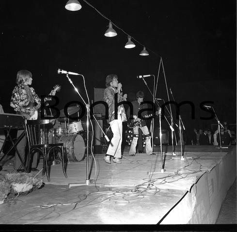 The Rolling Stones: Rare and unpublished photographs of the Stones' concert in Athens