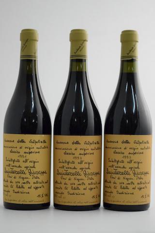 Amarone della Valpolicella Classico Superiore 1991, Giuseppe Quintarelli (1)