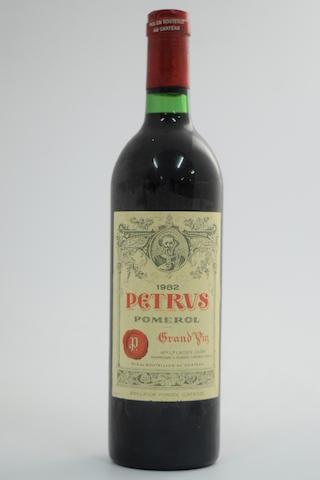 Pétrus 1982, Pomerol (1)