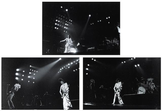Led Zeppelin: Photographs taken at the The Summit, Houston, Texas