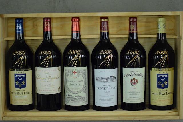 Château Pontet-Canet 1995, Pauillac 5me Cru Classé (1 magnum)