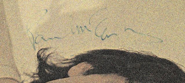 Paul McCartney: An autographed cover for the vinyl album 'McCartney II'
