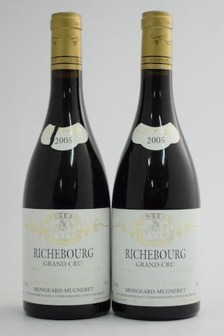Richebourg 2005, Domaine Mongeard-Mugneret (2)