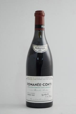 Romanée-Conti 1997, Domaine de la Romanée-Conti (1)
