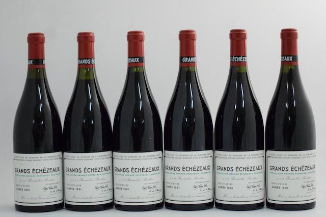 Grands-Echézeaux 1991, Domaine de la Romanée-Conti (6)
