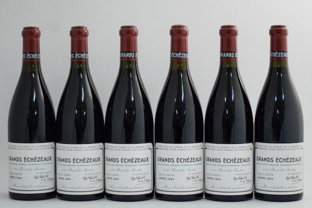 Grands-Echézeaux 1993, Domaine de la Romanée-Conti (6)