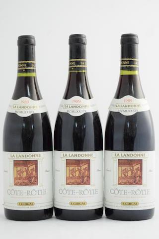 Côte-Rôtie, La Landonne 1989, Guigal (3)