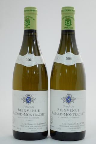 Bienvenues-Bâtard-Montrachet 2001, Domaine Ramonet (2)
