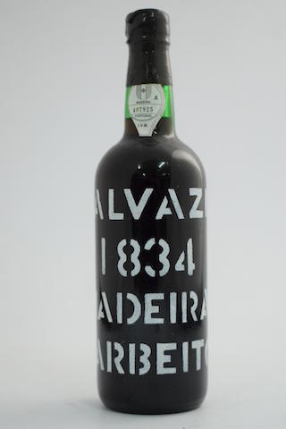 Barbeito Malvasia 1834, Island bottled (1)