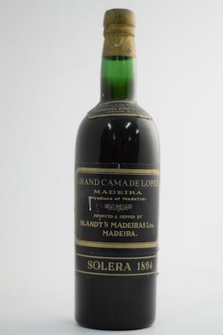 Blandy's Gran Cama de Lobos Solera 1864 (1)