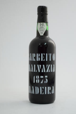 Barbeito Malvasia 1875, Island bottled (1)