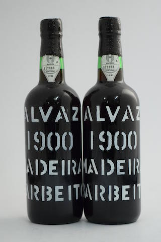 Barbeito Malvasia 1900, Island bottled (2)