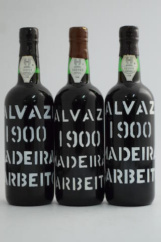 Barbeito Malvasia 1900, Island bottled (3)