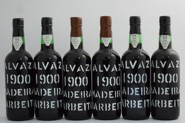 Barbeito Malvasia 1900, Island bottled (6)
