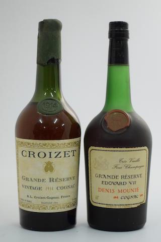 Croizet Grande Réserve Cognac 1914 (1)