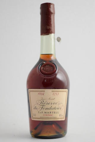 J & F Martell Réserve du Fondateur Cognac (1)