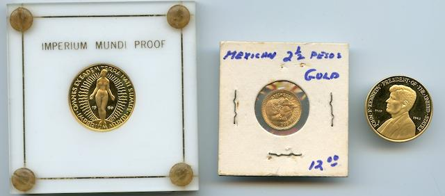World Gold Coins and Medallion