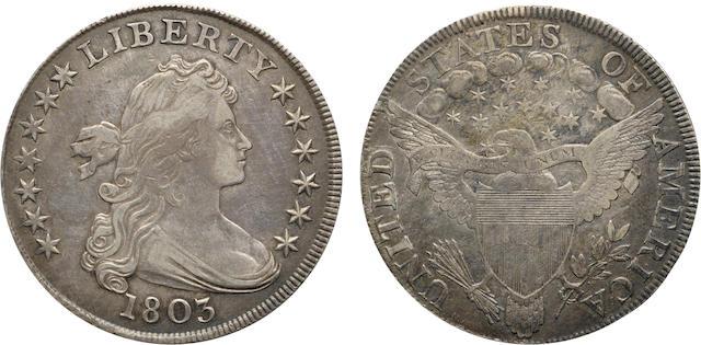1803 Large 3 $1