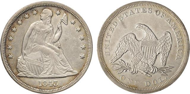 1843 $1