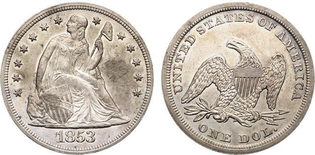 1853 $1