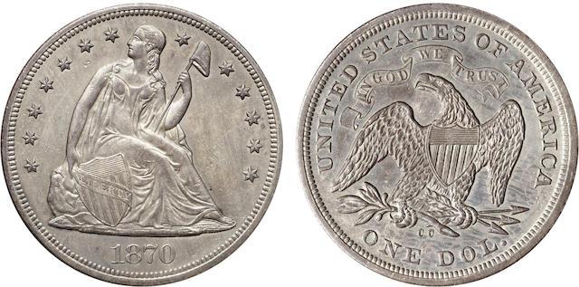 1870-CC $1