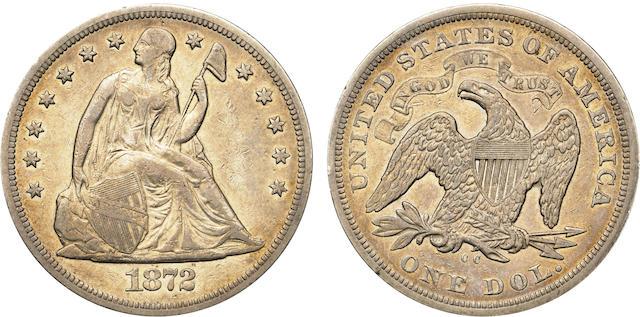 1872-CC $1