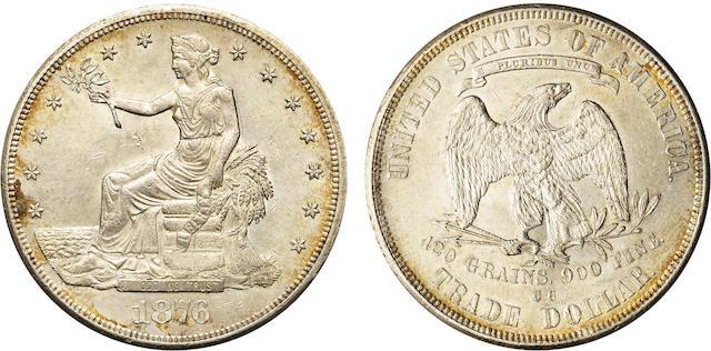 1876-CC Trade $1